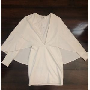 Oh My Love London White Tunic Dress Clubbing